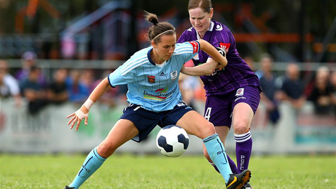 Perth Glory extend W-League lead with hard fought win over Sydney FC