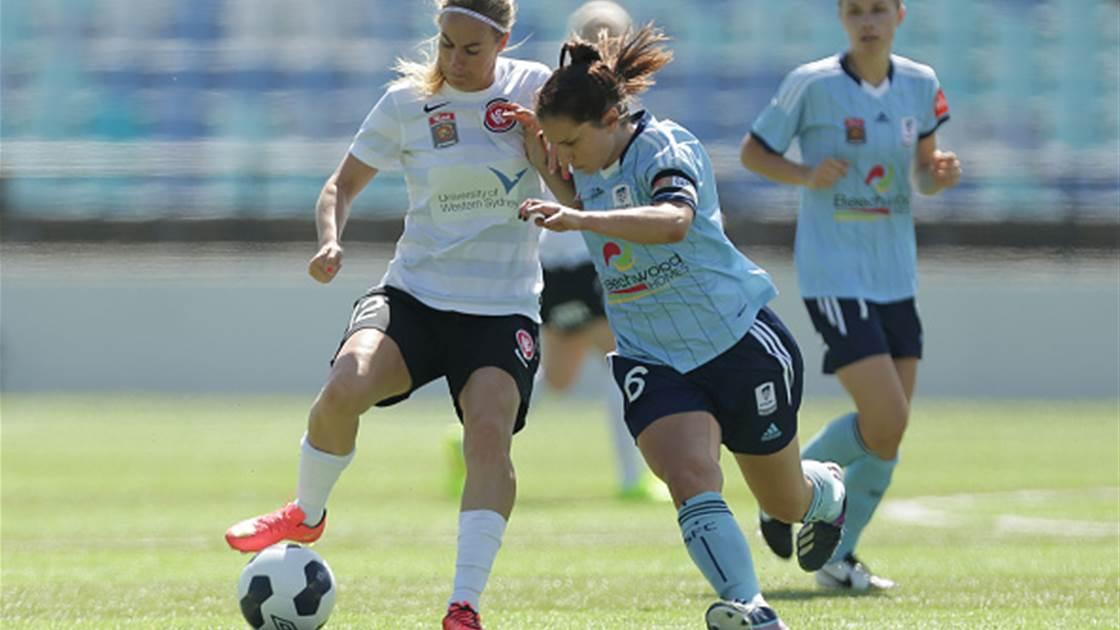 Western Sydney notch up first win over Sydney FC