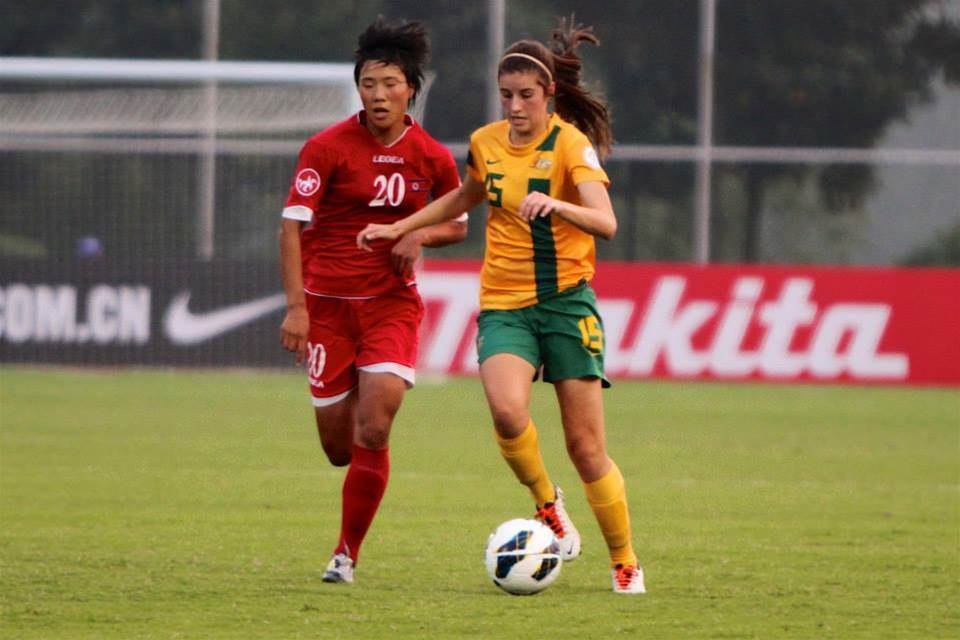Young Matildas squad named for AFC U19 Championship qualifiers