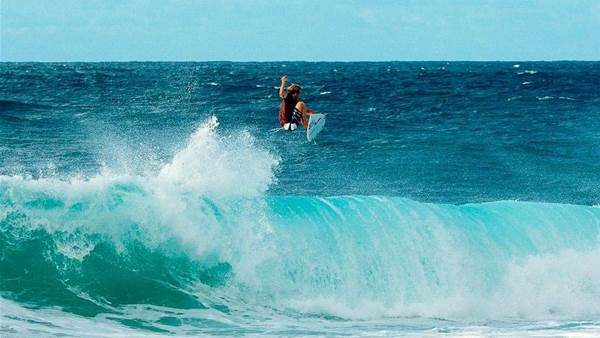 Kai Otton, Flings Over Off The Wall, Hawaii