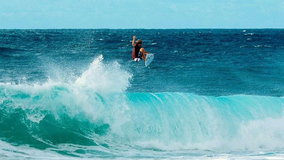 Kai Otton, Flings Over Off The Wall, Hawaii
