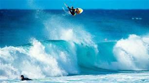 Tanner Gudauskas, High Flyer, Off The Wall