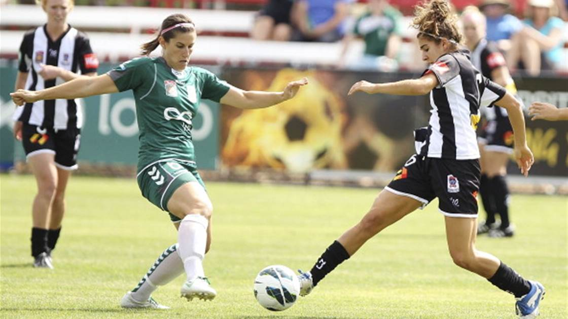 Round 10 Preview: Newcastle Jets v Canberra United