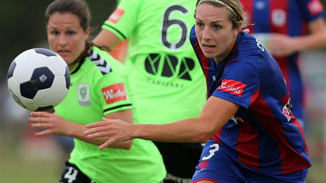 Newcastle Jets and Canberra United share points and disappointment