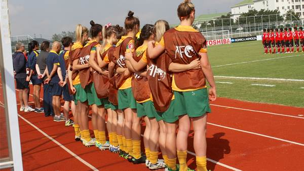 Young Matildas commence AFC U19 qualifiers against Hong Kong