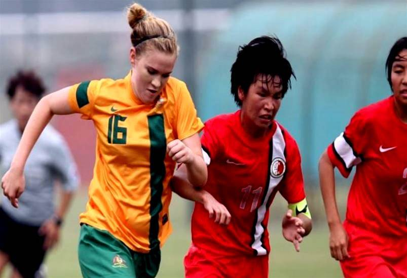 New look Young Matildas ready for Singapore