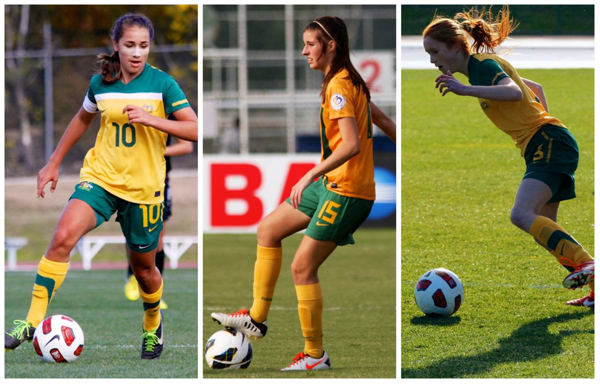 Young Matildas qualify for 2015 AFC U19 Championships