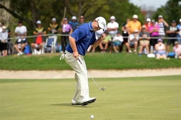 Greg Chalmers wins PGA marathon over Adam Scott