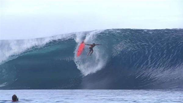 Volcanic Weekend: Tahiti