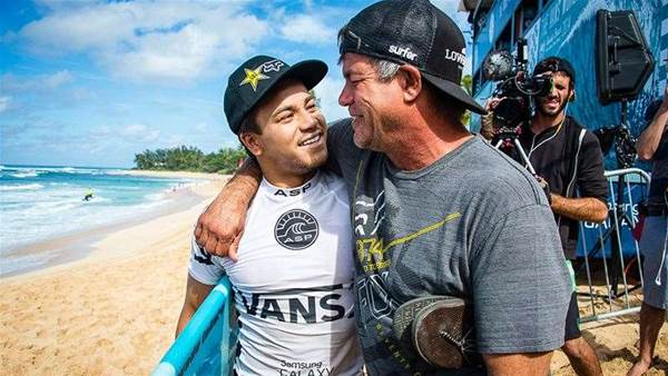 Dusty Payne and Keanu Asing Hit The Big League