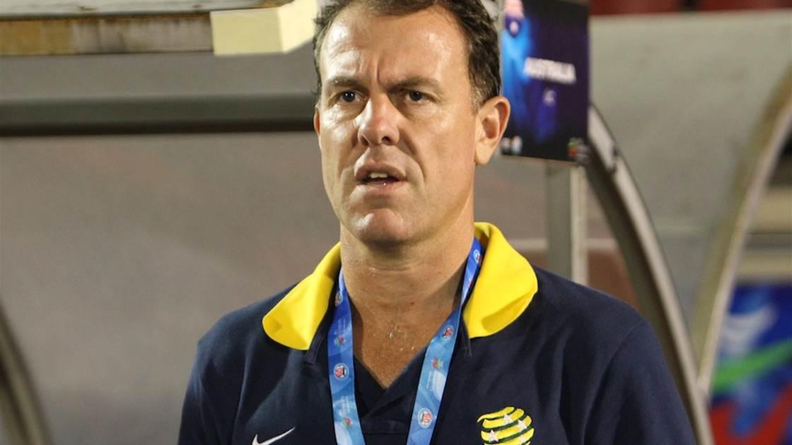 Alen Stajcic names first Matildas training camp squad