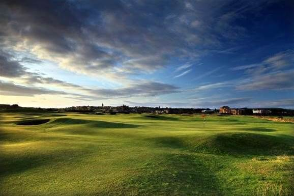 Geoff Ogilvy: My Perfect Golf Course
