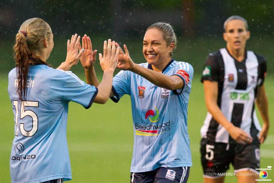 Sydney FC qualify for record 7th finals series