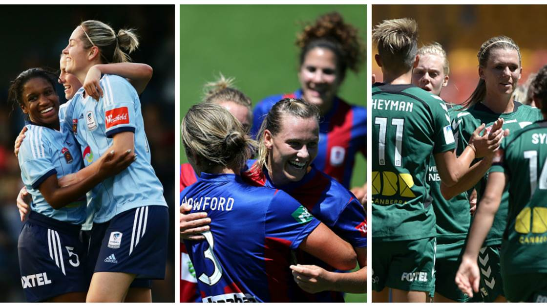 All to play for in the W-League's final round