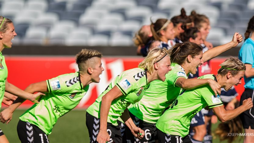 Canberra United win through to W-League Grand Final