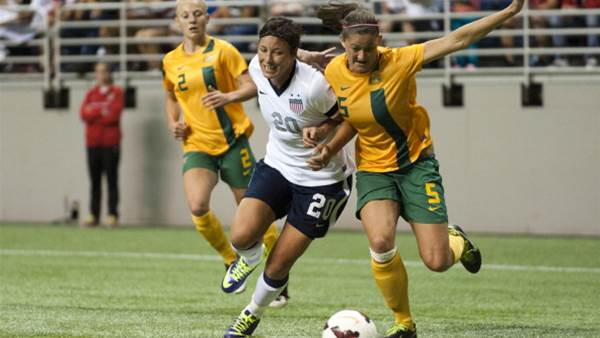 Matildas draw in Group D with USA, Sweden and Nigeria