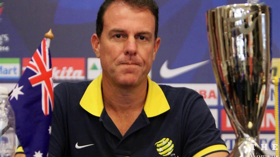 4. Alen Stajcic appointed Matildas head coach