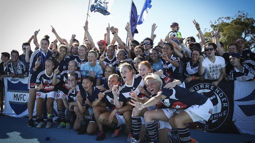 7. Melbourne Victory triumph in Season 6