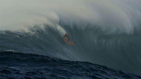 Two Days At Jaws