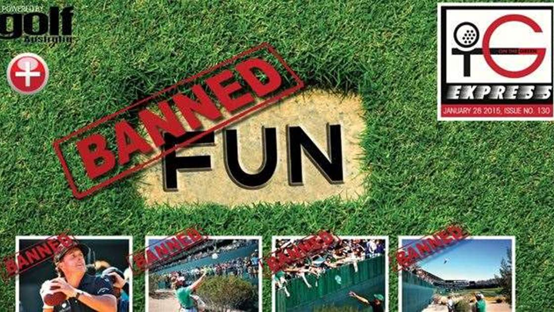 OTG Express Issue 130: Banning the Fun at Phoenix