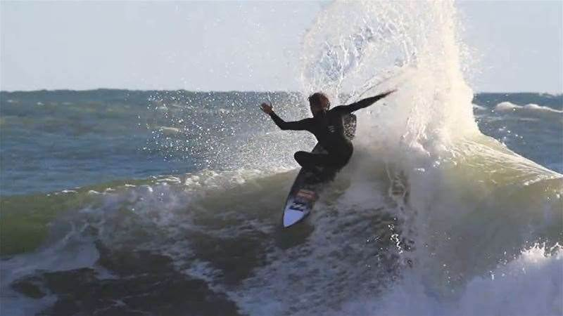 Creed McTaggart At Rincon & Newport