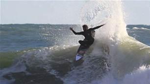 Creed McTaggart At Rincon & Newport