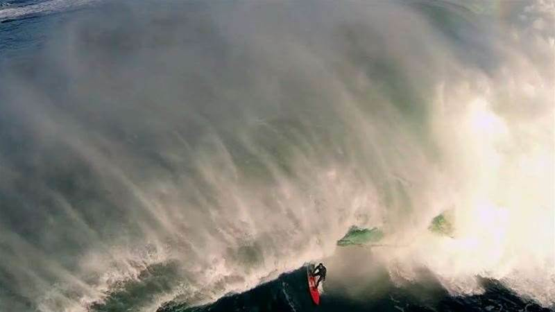 Watch: Stu Gibson's Drone Showreel