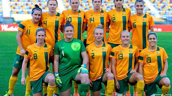 Australia draw England and Netherlands in 2015 Cyprus Cup
