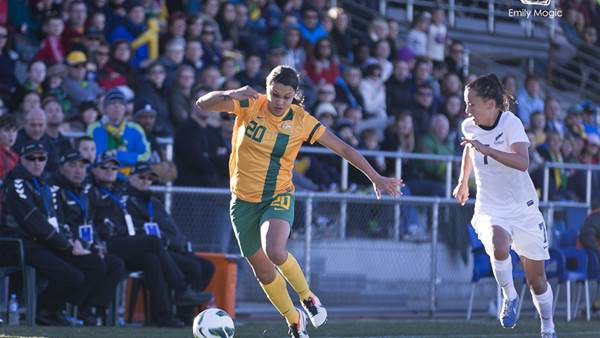 Matildas to face Football Ferns and DPR Korea in February