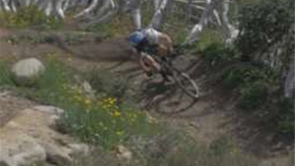 Whips and Twists. Paul Van Der Ploeg hits Falls Creek