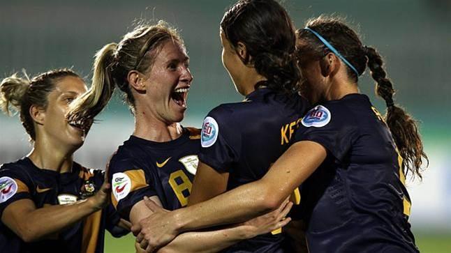 FFA, David Gallop hint at bid for 2023 FIFA Women's World Cup