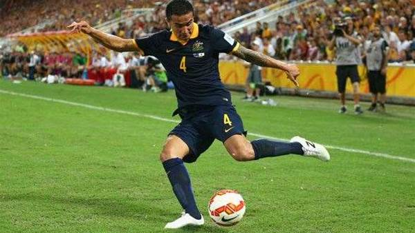 Tim Cahill finds career balance in China