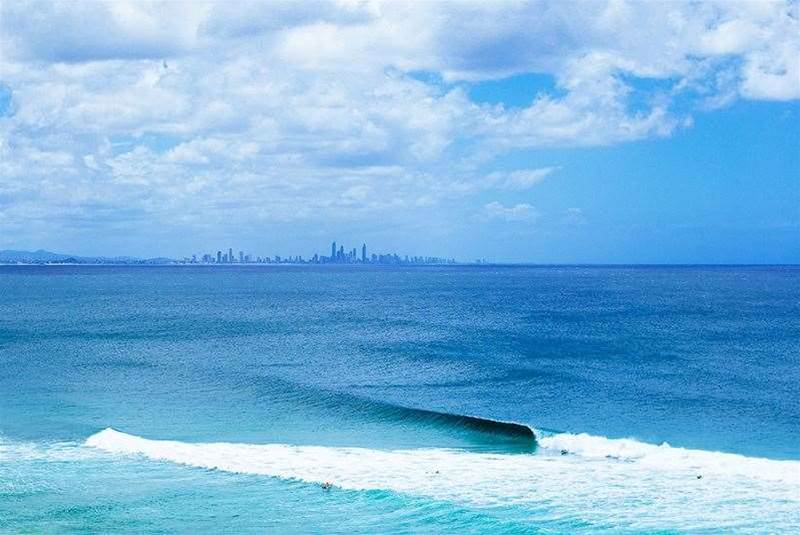 Gallery: Mick Fanning and Co. shred the Gold Coast