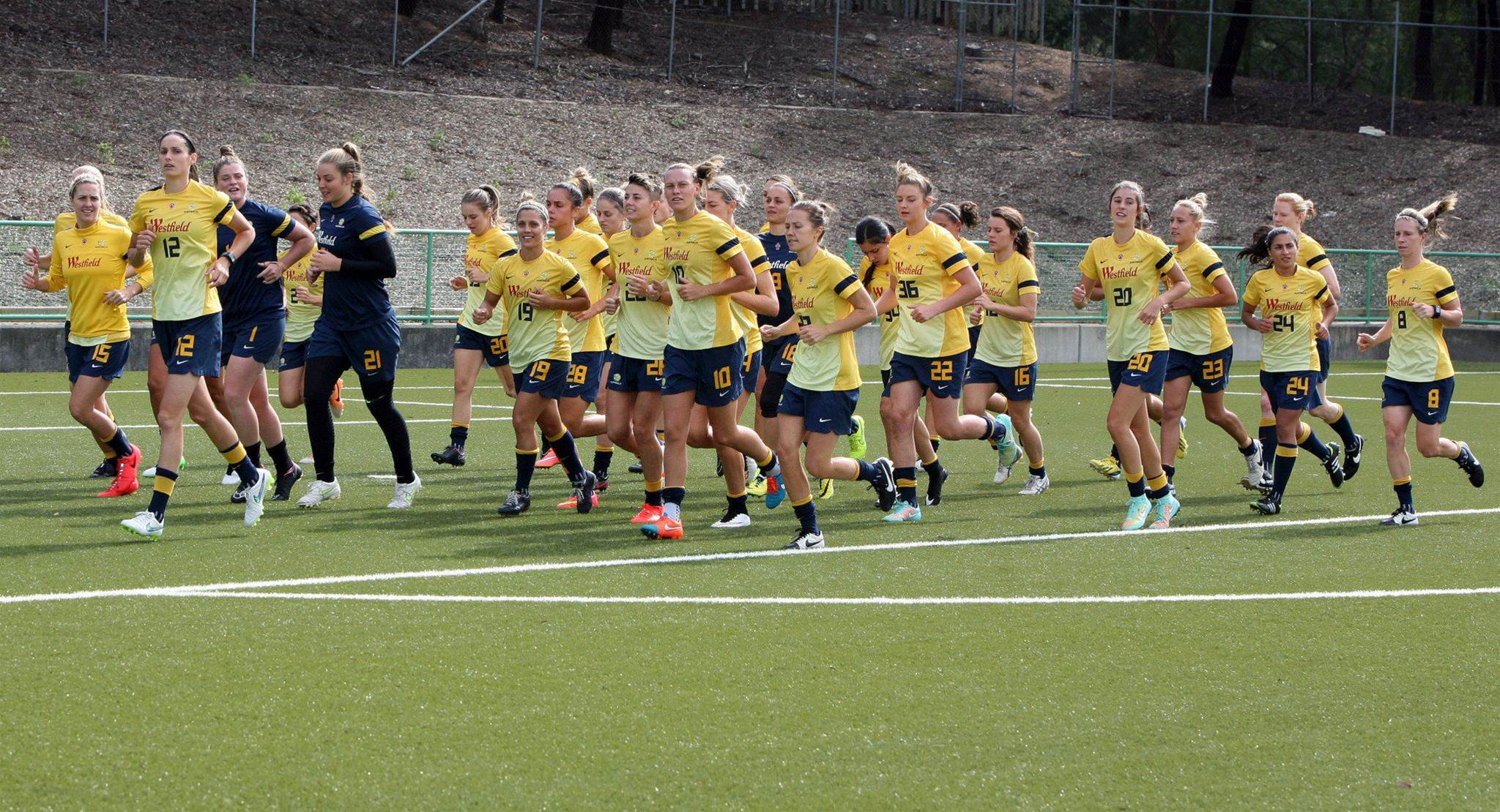 Matildas announce squad for New Zealand series