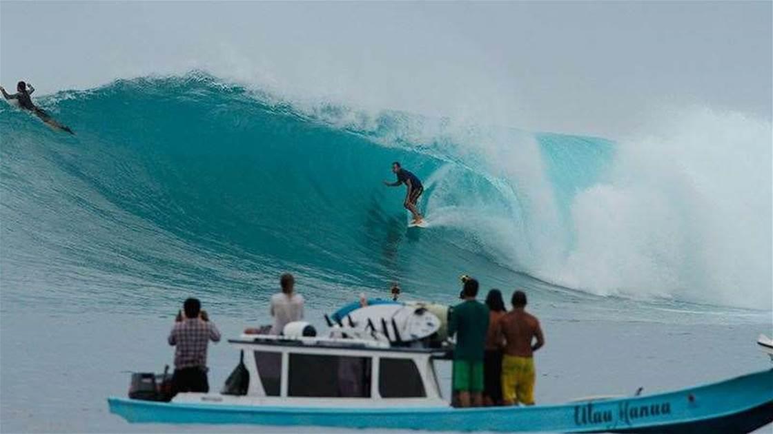 Win A Trip To The Mentawais