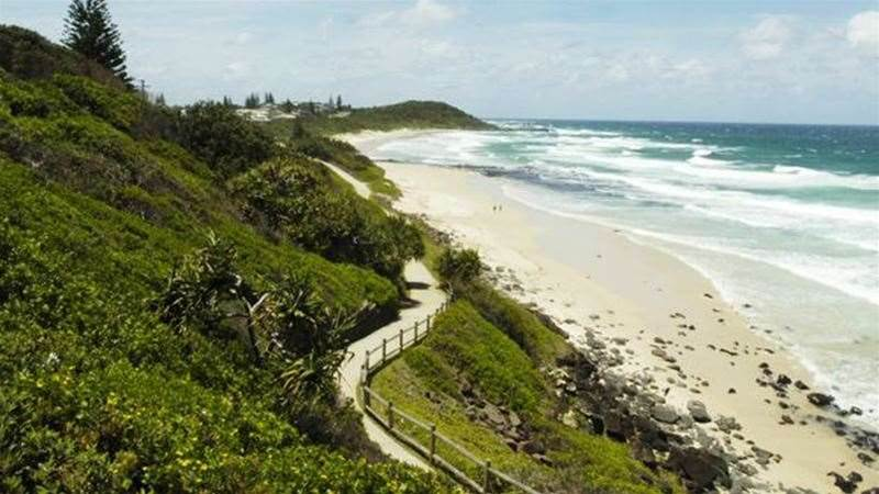 Man Dead After Shark Attack At Shelly Beach Ballina