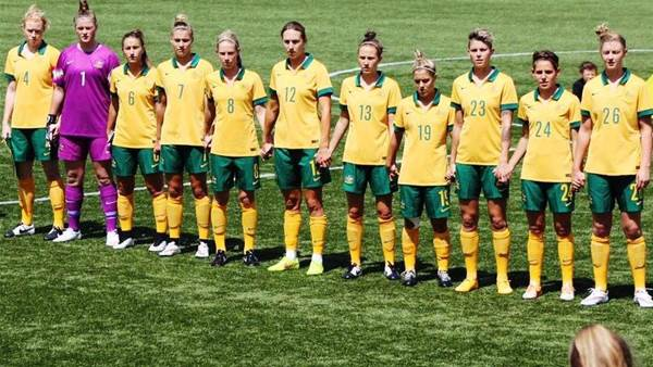 Australia defeat DPR Korea 2-1 for first win of 2015