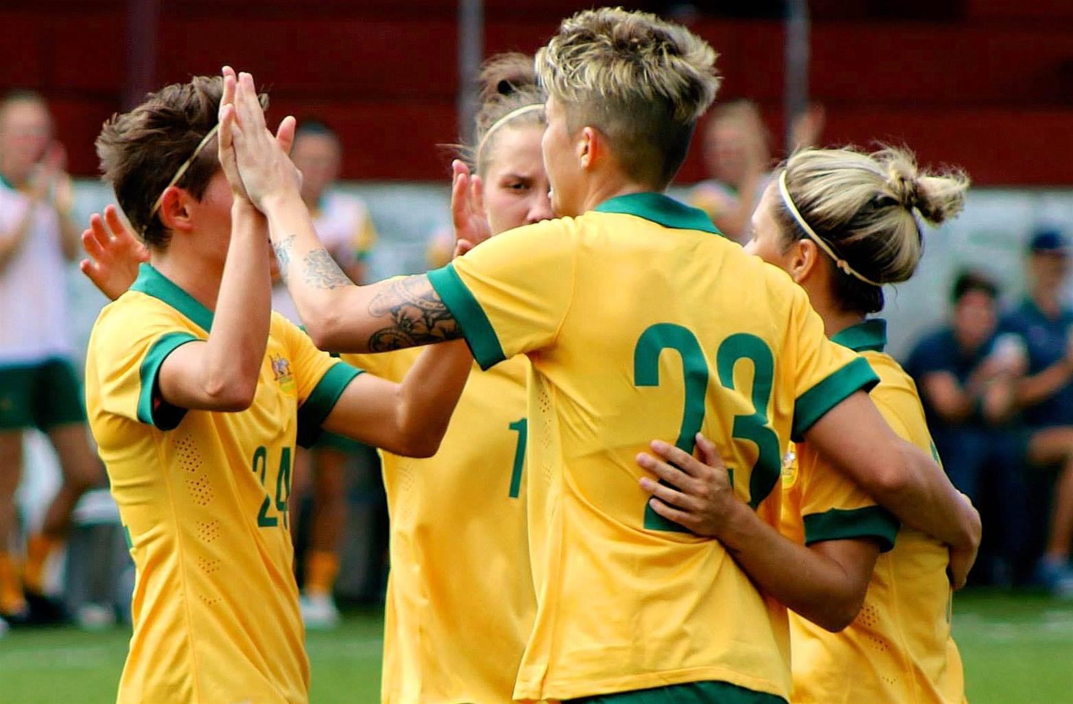 Stajcic names Matildas squad for 2015 Cyprus Cup