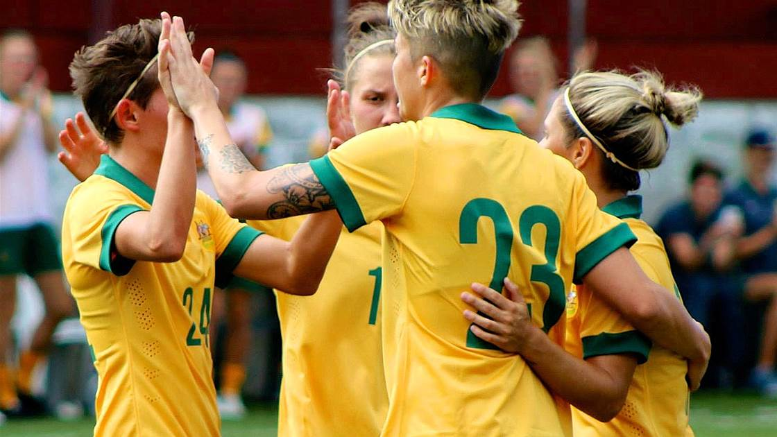 Stajcic names Matildas squad for 2015 Cyprus Cup