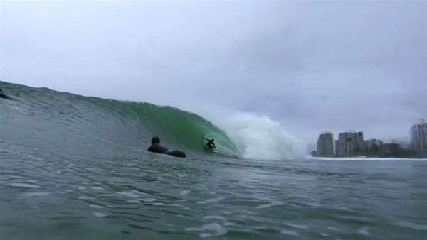 What's #trending in surfing? Feb 21 - 27