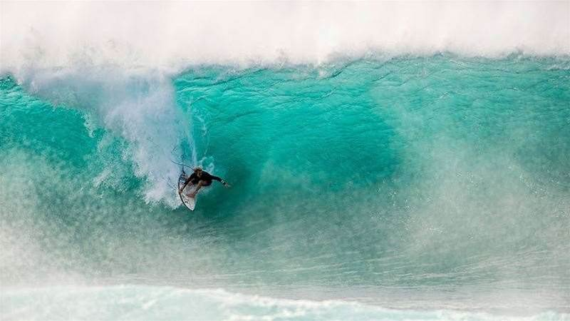 John John Wins The Volcom Pipe Pro