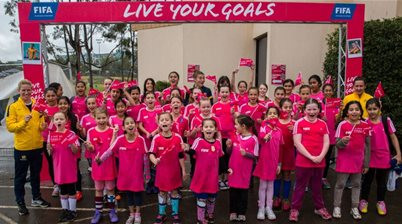 WWC Trophy Tour and LYG Festival headed to Australia