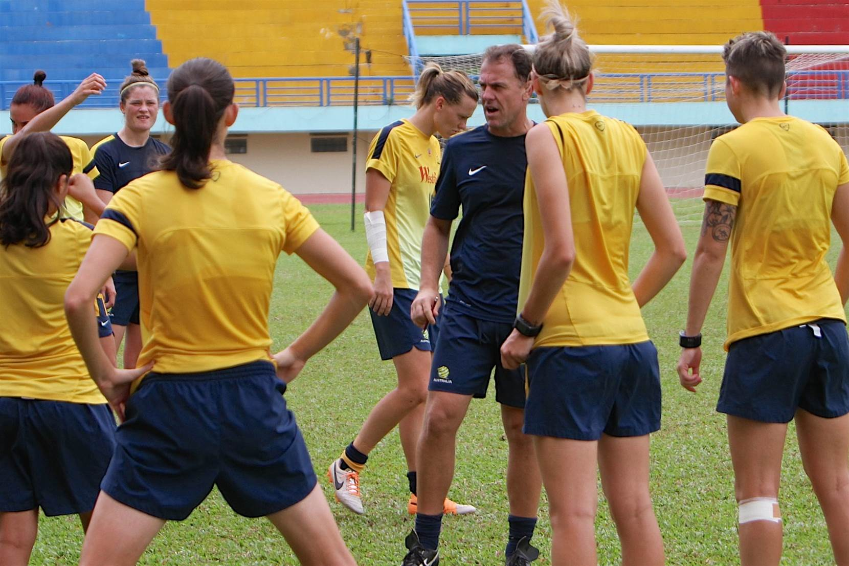 Packed schedule for Matildas World Cup preparations
