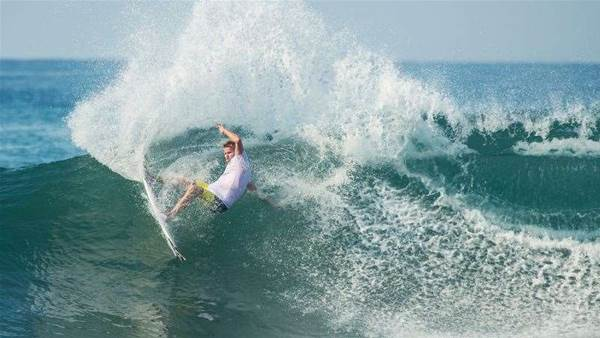 Taj Burrow is Ready For Snapper Rocks