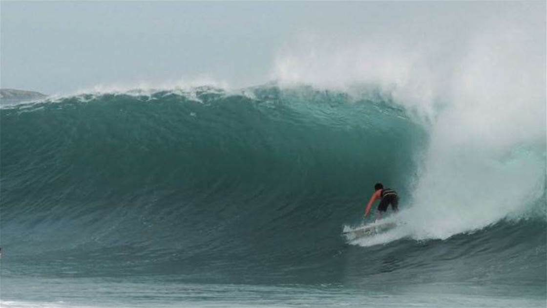 What's #trending in surfing? Feb 7-13