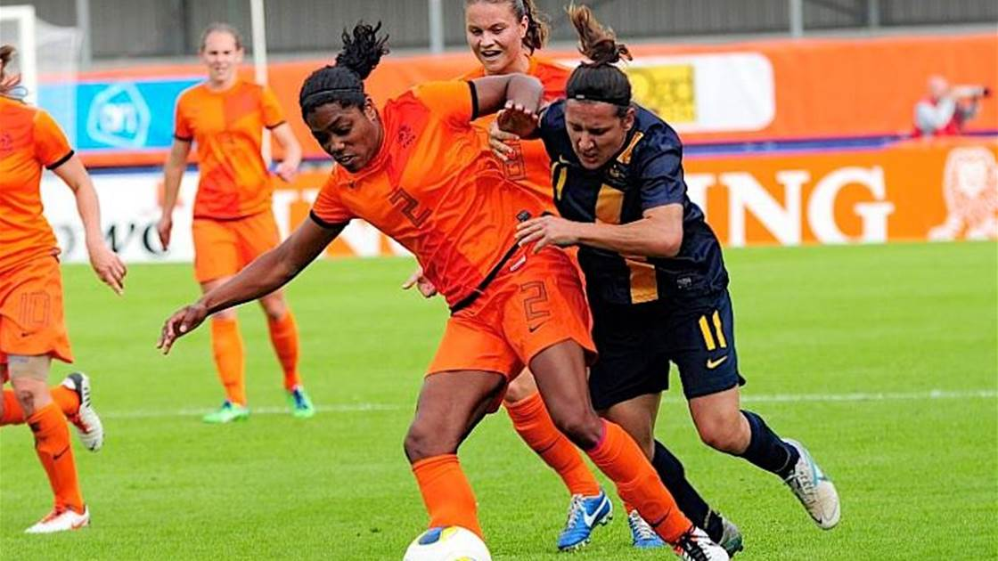 Cyprus Cup Preview: Netherlands v Australia