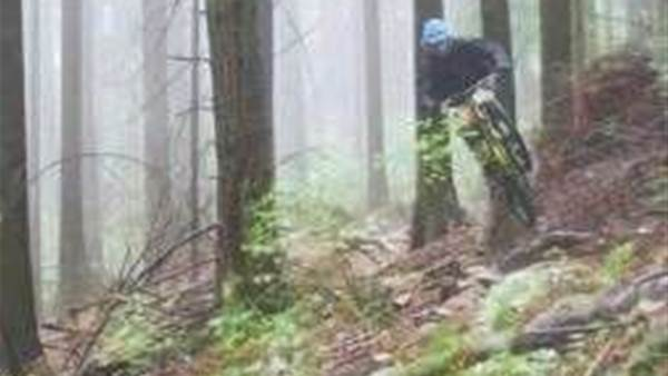 Hardtail back country fury with Nick Tingren