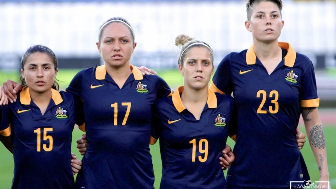 Cyprus Cup Preview: Australia v England