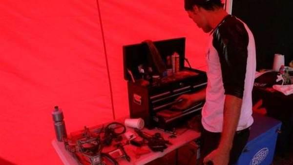 Race Tech: Lachlan McKillop - Mobile Mechanic