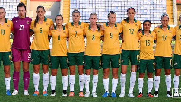 Australia sweep past Finland 3-0